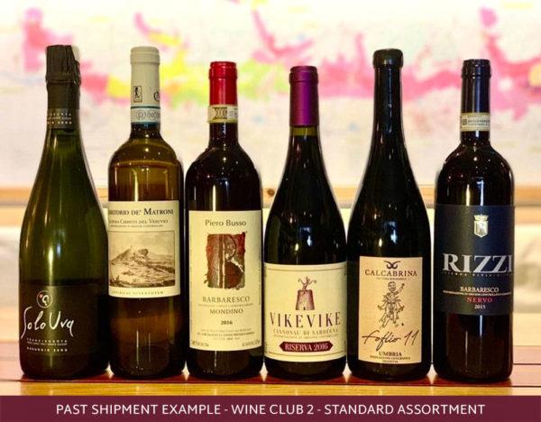 Roscioli italian wine club 2 selection