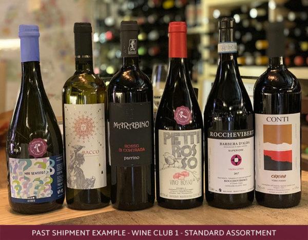 Roscioli exclusive wines
